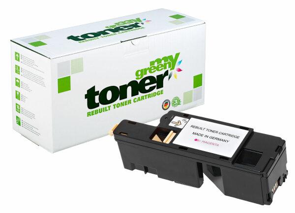 Rebuilt Toner Kartusche für: Dell 593-11128 / 4J0X7 1000 Seiten
