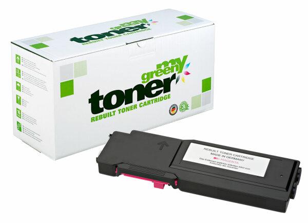 Rebuilt Toner Kartusche für: Dell 593-BBBS / VXCWK 4000 Seiten