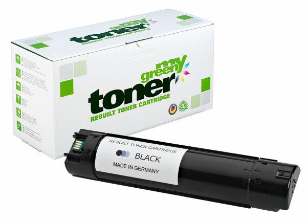 Rebuilt Toner Kartusche für: Dell 593-10929 / F901R 9000 Seiten