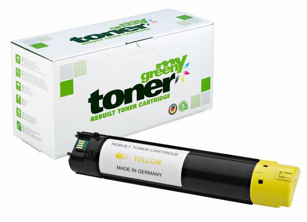 Rebuilt Toner Kartusche für: Dell 593-10928 / D607R 6000 Seiten