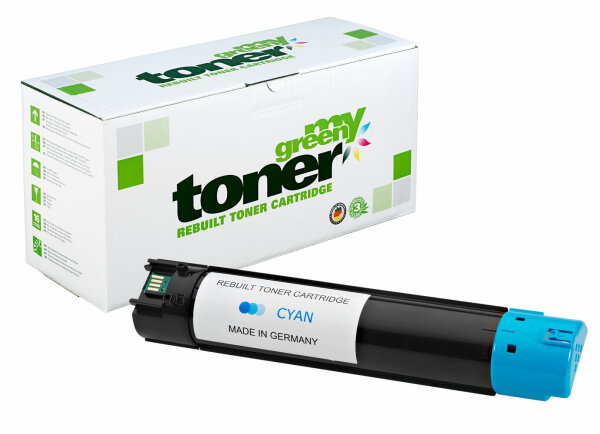 Rebuilt Toner Kartusche für: Dell 593-10922 / G450R 12000 Seiten