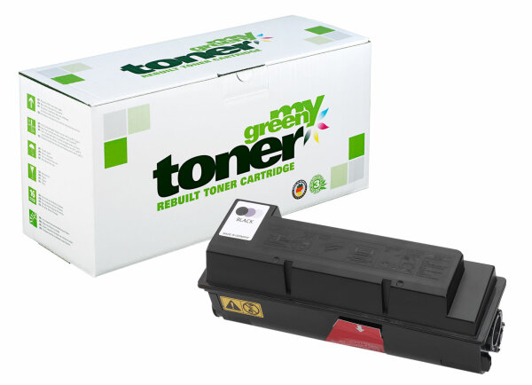 Rebuilt Toner Kartusche für: Kyocera TK-320 / 1T02F90EU0 15000 Seiten