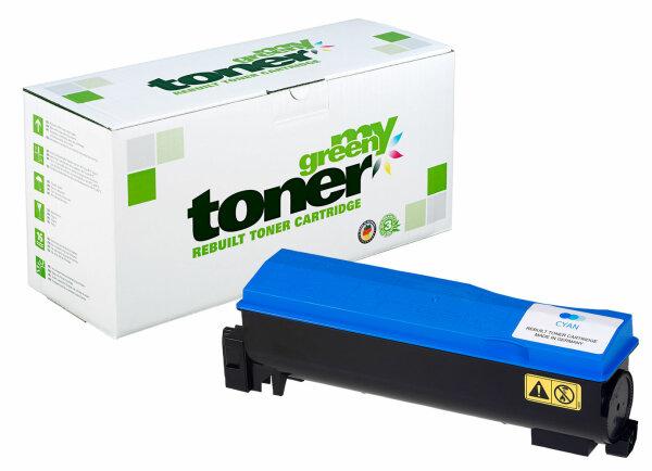 Rebuilt Toner Kartusche für: Kyocera TK-560C / 1T02HNCEU0 10000 Seiten