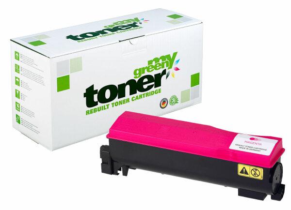 Rebuilt Toner Kartusche für: Kyocera TK-560M / 1T02HNBEU0 10000 Seiten