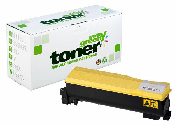 Rebuilt Toner Kartusche für: Kyocera TK-560Y / 1T02HNAEU0 10000 Seiten