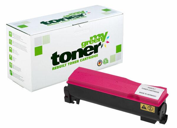Rebuilt Toner Kartusche für: Kyocera TK-570M / 1T02HGBEU0 12000 Seiten