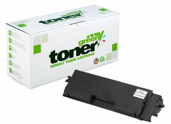 Rebuilt Toner Kartusche für: Kyocera TK-580K / 1T02KT0NL0 3500 Seiten
