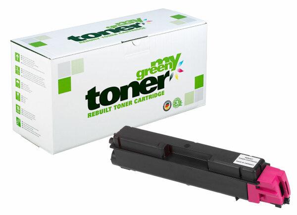 Rebuilt Toner Kartusche für: Kyocera TK-580M / 1T02KTBNL0 5600 Seiten