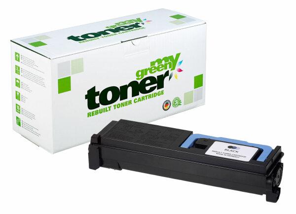 Rebuilt Toner Kartusche für: Kyocera TK-540K / 1T02HL0EU0 10000 Seiten