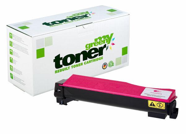 Rebuilt Toner Kartusche für: Kyocera TK-540M / 1T02HLBEU0 8000 Seiten