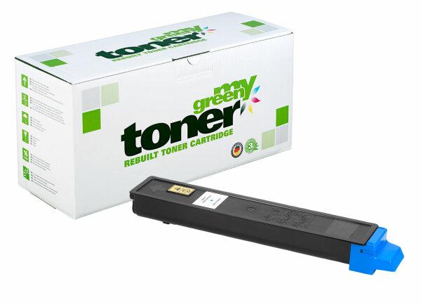 Rebuilt Toner Kartusche für: Kyocera TK-895C / 1T02K0CNL0 12000 Seiten