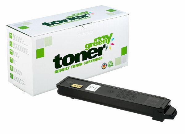 Rebuilt Toner Kartusche für: Kyocera TK-895K / 1T02K00NL0 12000 Seiten