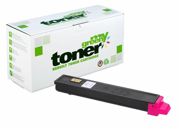 Rebuilt Toner Kartusche für: Kyocera TK-895M / 1T02K0BNL0 6000 Seiten