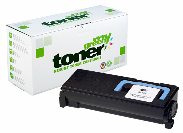 Rebuilt Toner Kartusche für: Kyocera TK-560K / 1T02HN0EU0 24000 Seiten