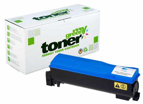 Rebuilt Toner Kartusche für: Kyocera TK-560C / 1T02HNCEU0 20000 Seiten