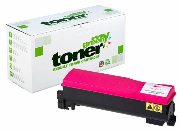 Rebuilt Toner Kartusche für: Kyocera TK-560M / 1T02HNBEU0 20000 Seiten