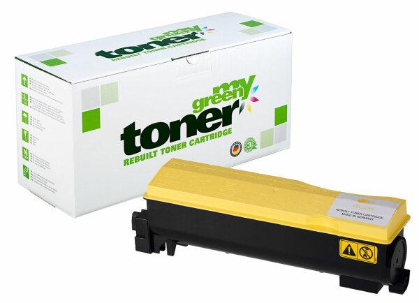 Rebuilt Toner Kartusche für: Kyocera TK-560Y / 1T02HNAEU0 20000 Seiten