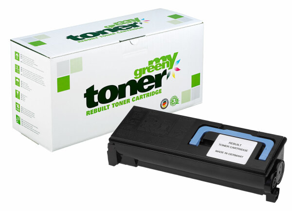 Rebuilt Toner Kartusche für: Kyocera TK-570K / 1T02HG0EU0 32000 Seiten