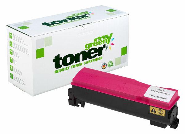 Rebuilt Toner Kartusche für: Kyocera TK-570M / 1T02HGBEU0 24000 Seiten