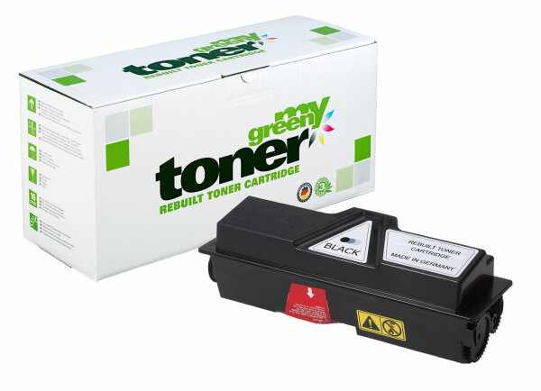 Rebuilt Toner Kartusche für: Kyocera TK-1130 / 1T02MJ0NL0 6000 Seiten
