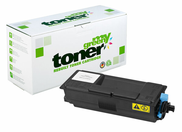 Rebuilt Toner Kartusche für: Kyocera TK-3100 / 1T02MS0NL0 12500 Seiten