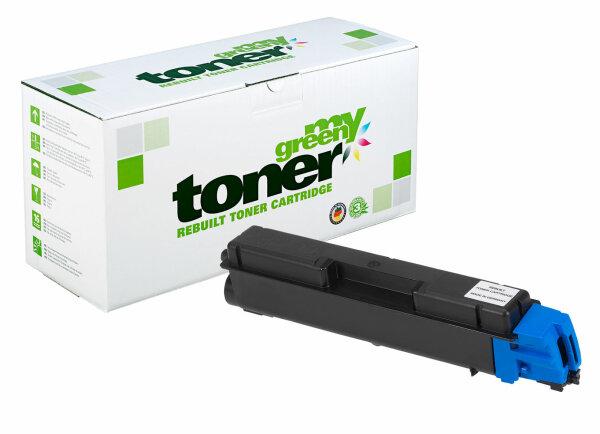 Rebuilt Toner Kartusche für: Kyocera TK-5135C / 1T02PACNL0 5000 Seiten
