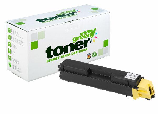 Rebuilt Toner Kartusche für: Kyocera TK-5135Y / 1T02PAANL0 5000 Seiten