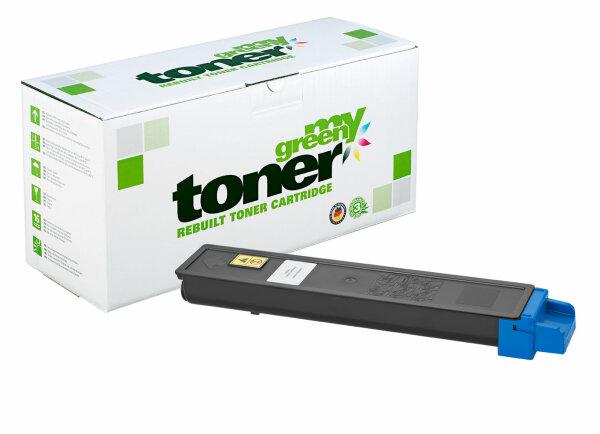 Rebuilt Toner Kartusche für: Kyocera TK-8315C / 1T02MVCNL0 6000 Seiten