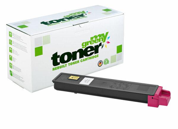 Rebuilt Toner Kartusche für: Kyocera TK-8315M / 1T02MVBNL0 6000 Seiten