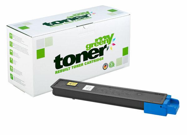 Rebuilt Toner Kartusche für: Kyocera TK-8325C / 1T02NPCNL0 12000 Seite