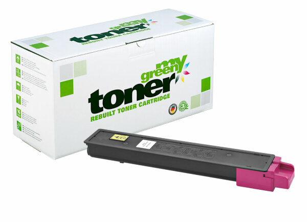 Rebuilt Toner Kartusche für: Kyocera TK-8325M / 1T02NPBNL0 12000 Seite