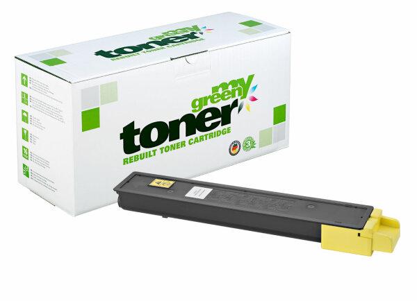 Rebuilt Toner Kartusche für: Kyocera TK-8325Y / 1T02NPANL0 12000 Seite
