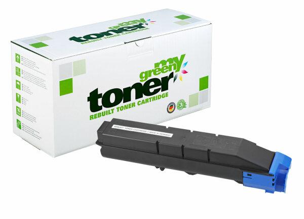 Rebuilt Toner Kartusche für: Kyocera TK-8600C / 1T02MNCNL0 20000 Seite