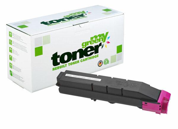 Rebuilt Toner Kartusche für: Kyocera TK-8600M / 1T02MNBNL0 20000 Seite