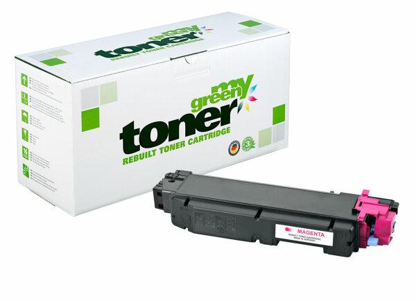 Rebuilt Toner Kartusche für: Kyocera TK-5140M / 1T02NRBNL0 5000 Seiten