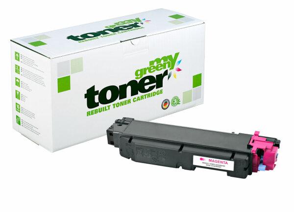 Rebuilt Toner Kartusche für: Kyocera TK-5150M / 1T02NSBNL0 10000 Seite