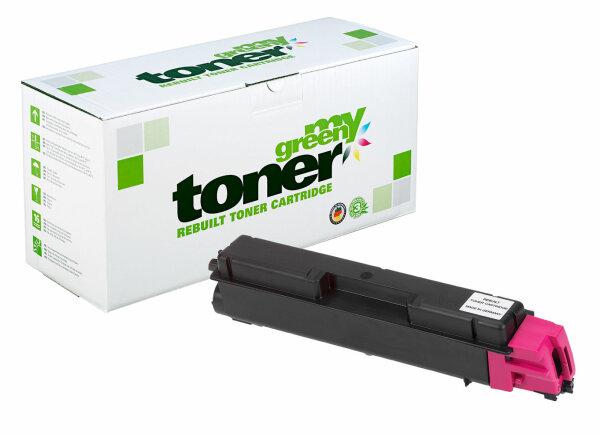 Rebuilt Toner Kartusche für: Kyocera TK-580M / 1T02KTBNL0 / TK-580M /