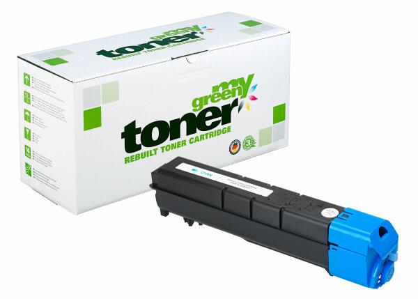 Rebuilt Toner Kartusche für: Kyocera TK-8705C / 1T02K9CNL0 30000 Seite