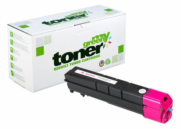 Rebuilt Toner Kartusche für: Kyocera TK-8705M / 1T02K9BNL0 30000 Seite