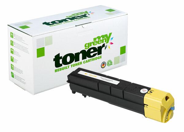 Rebuilt Toner Kartusche für: Kyocera TK-8705Y / 1T02K9ANL0 30000 Seite