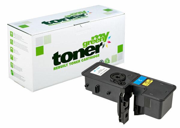 Rebuilt Toner Kartusche für: Kyocera TK-5230C / 1T02R9CNL0 2200 Seiten