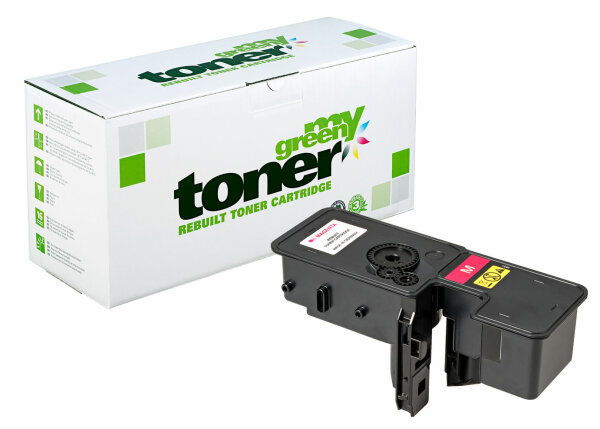 Rebuilt Toner Kartusche für: Kyocera TK-5230M / 1T02R9BNL0 2200 Seiten