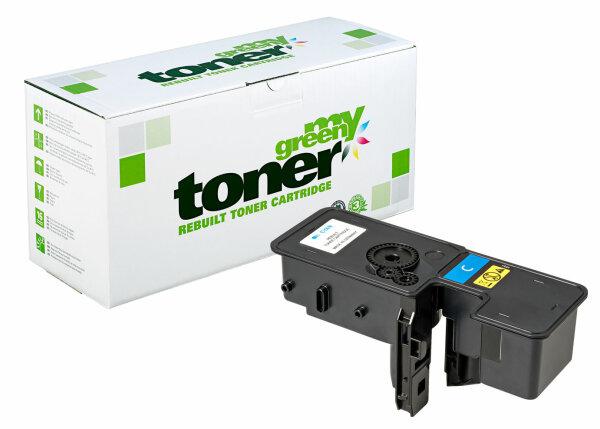 Rebuilt Toner Kartusche für: Kyocera TK-5240C / 1T02R7CNL0 3000 Seiten