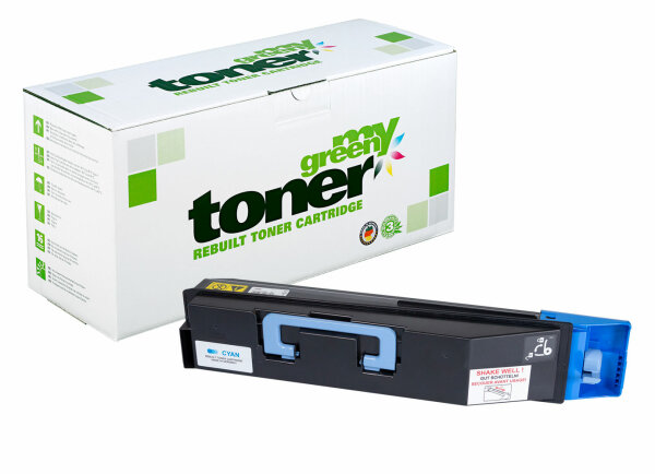 Rebuilt Toner Kartusche für: Kyocera TK-880C 18000 Seiten