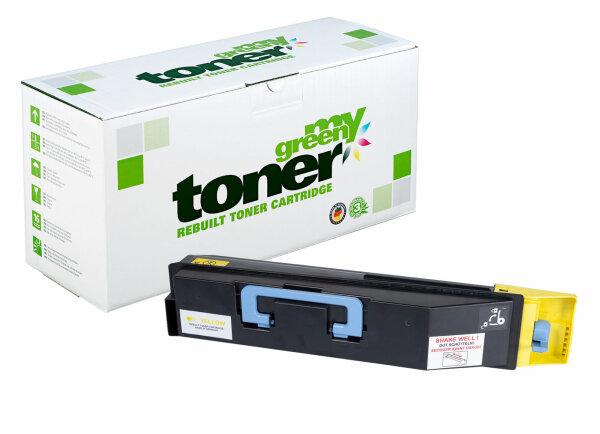 Rebuilt Toner Kartusche für: Kyocera TK-880Y 18000 Seiten
