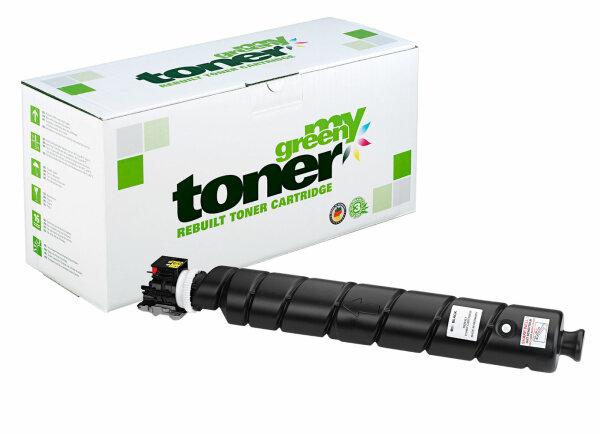 Rebuilt Toner Kartusche für: Kyocera TK-6325 / 1T02NK0NL0 35000 Seiten