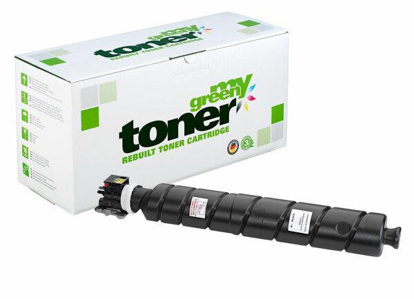 Rebuilt Toner Kartusche für: Kyocera TK-8335K / 1T02RL0NL0 25000 Seite