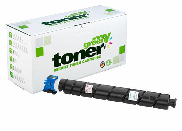 Rebuilt Toner Kartusche für: Kyocera TK-8335C / 1T02RLCNL0 15000 Seite