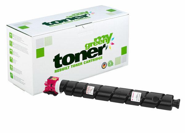 Rebuilt Toner Kartusche für: Kyocera TK-8335M / 1T02RLBNL0 15000 Seite