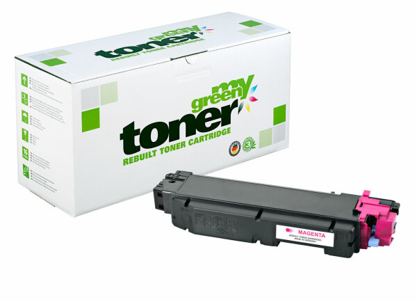 Rebuilt Toner Kartusche für: Kyocera TK-5290M / 1T02TXBNL0 13000 Seite